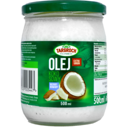 Ulei de Cocos Extra Virgin 500ml TARGROCH