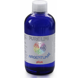 Argint coloidal Argentum PLUS 10ppm 480ml PURE LIFE