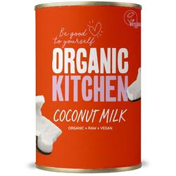Lapte de Cocos Ecologic/Bio 400ml ORGANIC KITCHEN