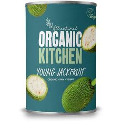Jackfruit Ecologic/Bio 400g ORGANIC KITCHEN