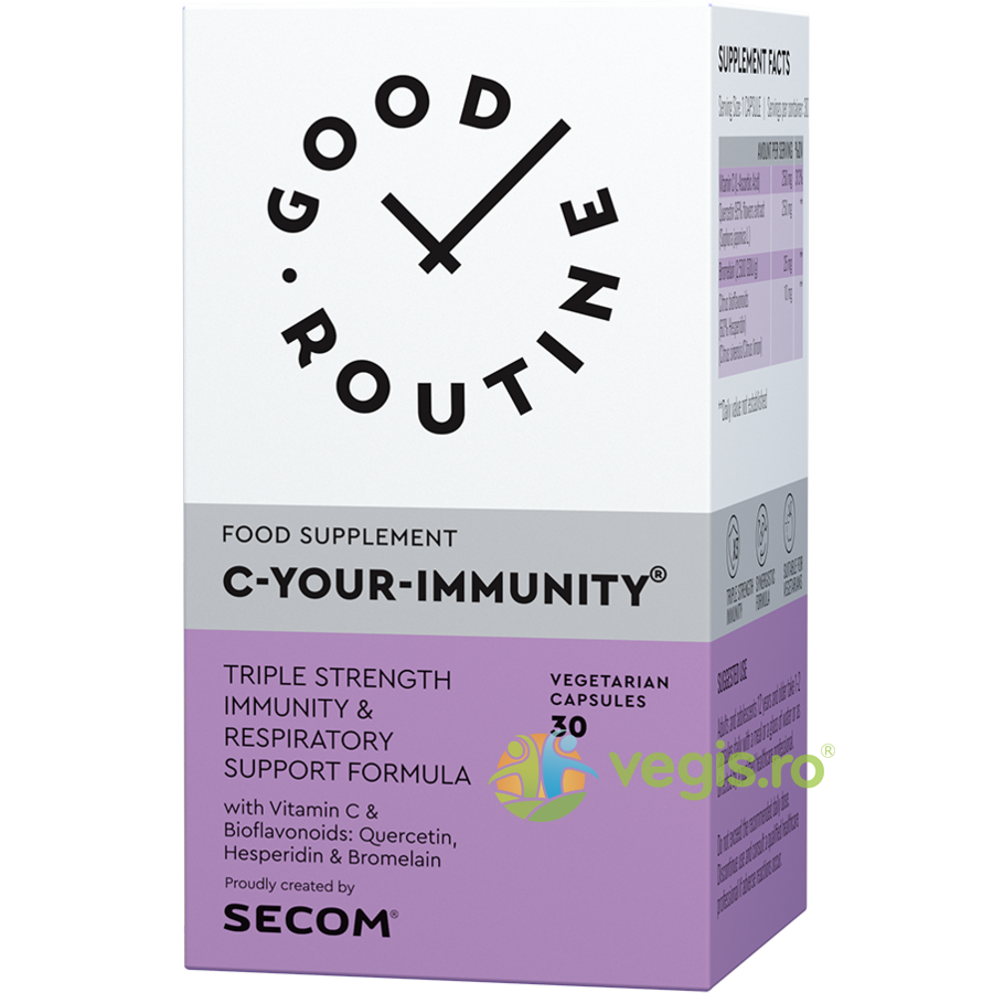GOOD ROUTINE C Your Immunity 30cps vegetale