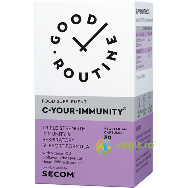 C Your Immunity 30cps vegetale GOOD ROUTINE