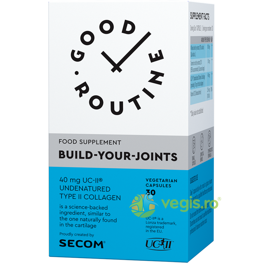GOOD ROUTINE Build Your Joints 30cps vegetale