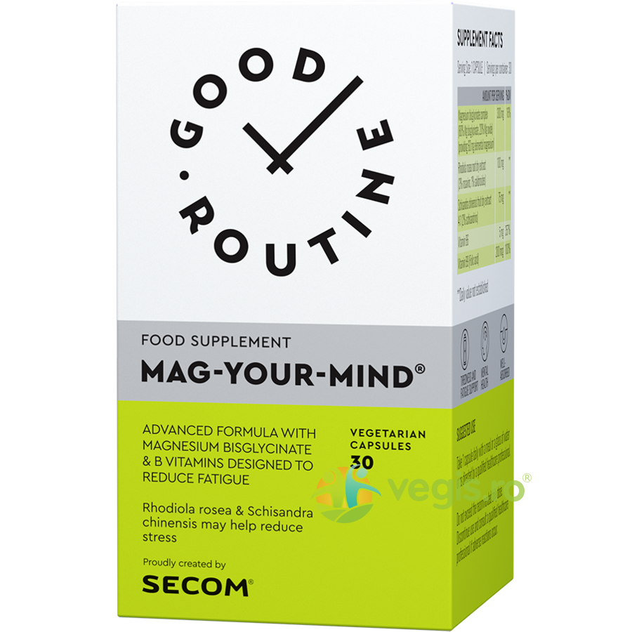 GOOD ROUTINE Mag Your Mind 30cps vegetale