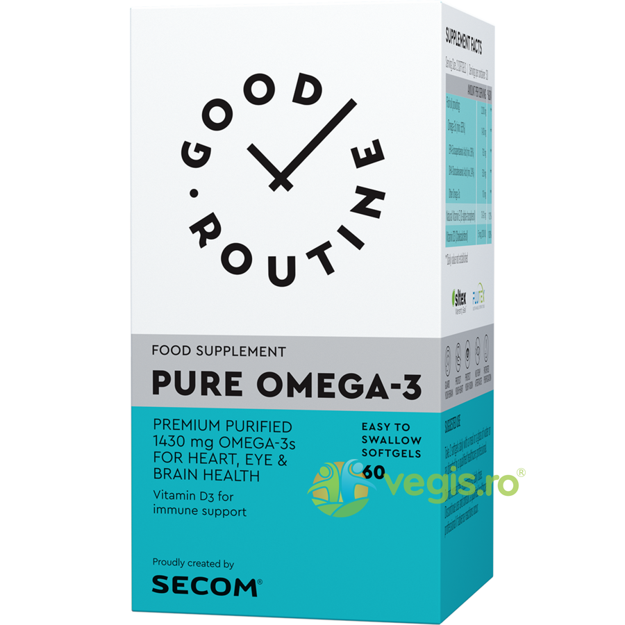 GOOD ROUTINE Pure Omega-3 60cps moi