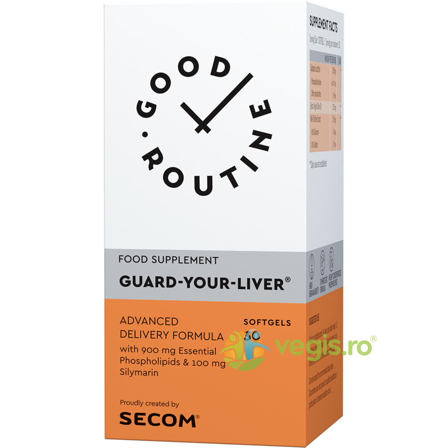 GOOD ROUTINE Guard Your Liver 30cps moi