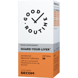 Guard Your Liver 30cps moi GOOD ROUTINE