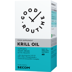 Krill Oil 60cps moi GOOD ROUTINE