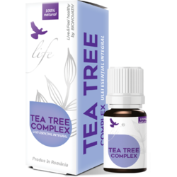 Ulei Esential Tea Tree Complex 5ml BIONOVATIV