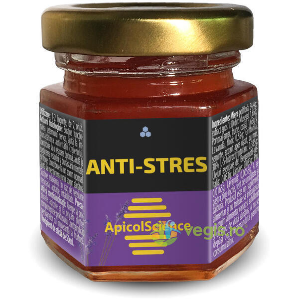 Antistres 50ml APICOLSCIENCE
