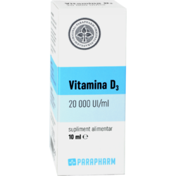 Vitamina D3 10ml QUANTUM PHARM