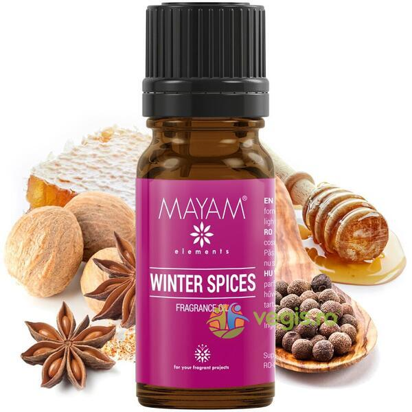 Parfumant Winter Spices 10ml MAYAM