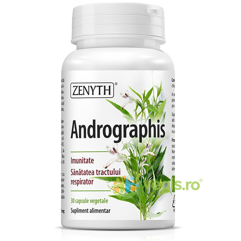 ZENYTH PHARMA Andrographis 30cps