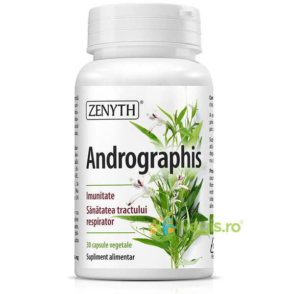 Andrographis 30cps ZENYTH PHARMA