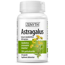 Astragalus 30cps ZENYTH PHARMA