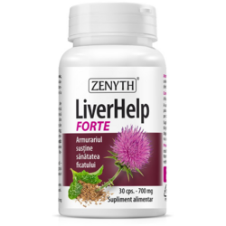 Liver Help Forte 30cps ZENYTH PHARMA
