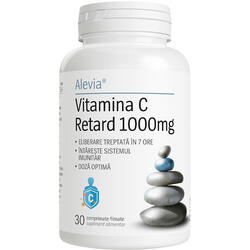 Vitamina C Retard 1000mg 30cpr ALEVIA