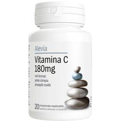 Vitamina C 180mg 20cpr masticabile ALEVIA