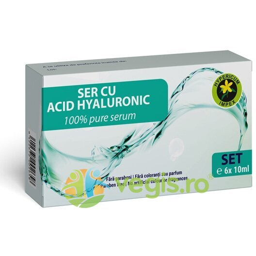 Set Acid Hialuronic 6buc.x10ml imagine produs 2021