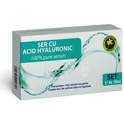 Set Acid Hialuronic 6buc.x10ml HYPERICUM