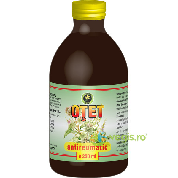 Otet Antireumatic 250ml HYPERICUM