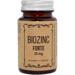 Biozinc Forte 25mg 100cpr REMEDIA
