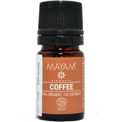 Extract de Cafea Ecologic/Bio 5ml MAYAM