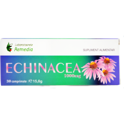 Echinaceea 1000mg 30cpr REMEDIA