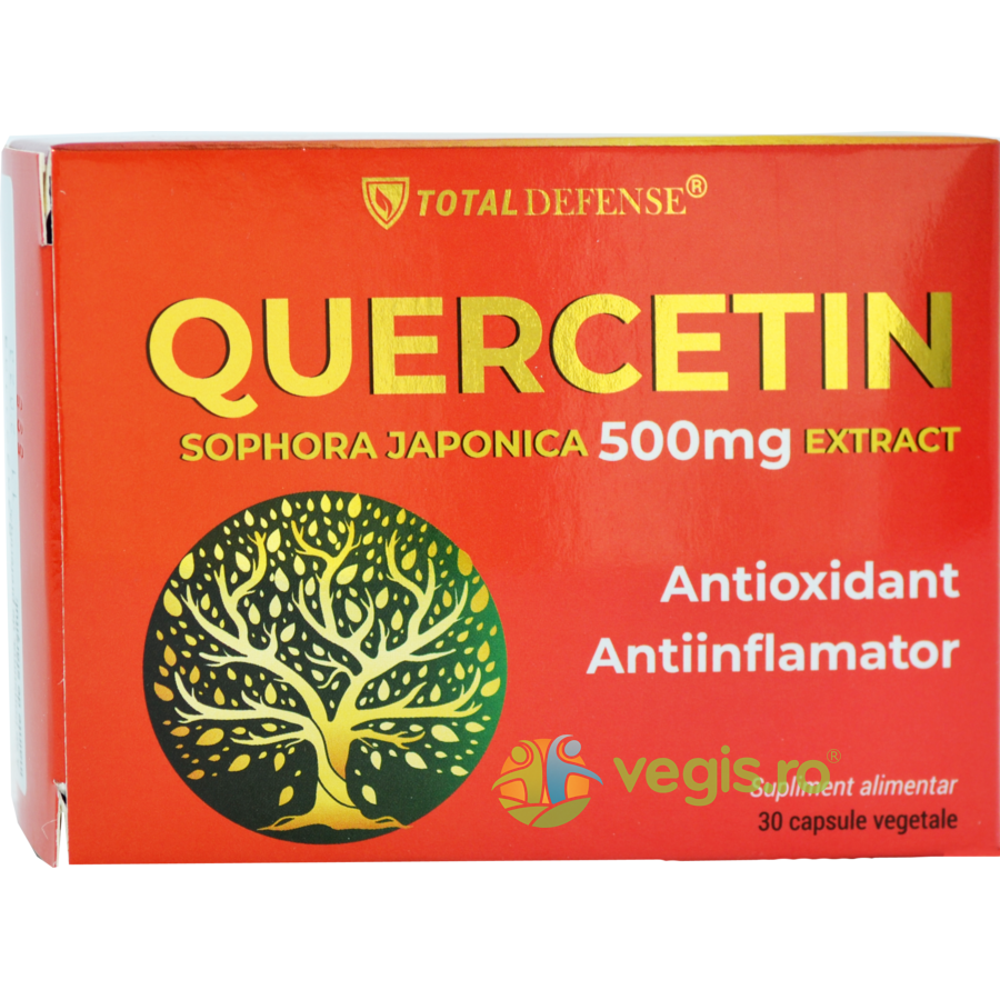 COSMOPHARM Quercetin 500mg 30cps