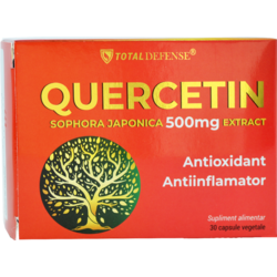 Quercetin 500mg 30cps COSMOPHARM