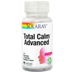 Total Calm Advanced 60cps vegetale SOLARAY