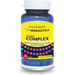Super Complex 30cps HERBAGETICA