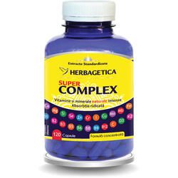 Super Complex 120cps HERBAGETICA