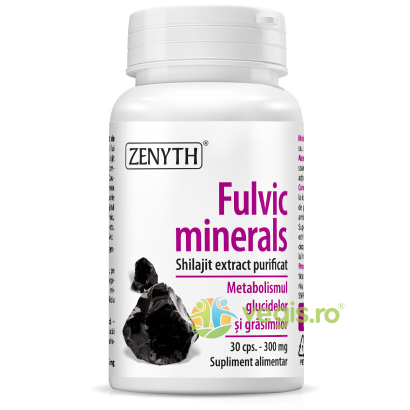 Fulvic Minerals 30cps