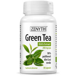 Green Tea 30cps ZENYTH PHARMA