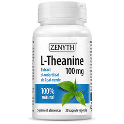 L-Theanine 30cps ZENYTH PHARMA