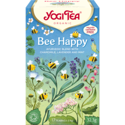 Ceai Bee Happy Ecologic/Bio 17dz (32.3g) YOGI TEA