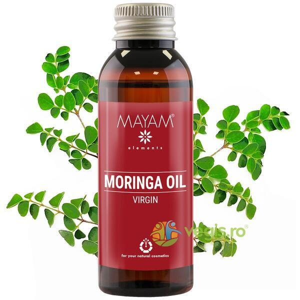 Ulei de Moringa Virgin 50ml MAYAM