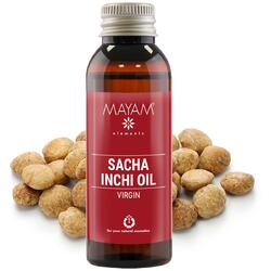 Ulei de Sacha Inci Virgin 50ml MAYAM