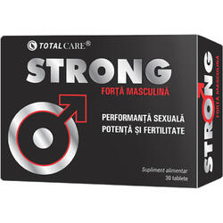 Strong Forta Masculina 30tb COSMOPHARM