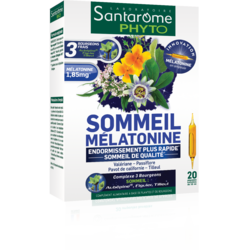 Sommeil 8h (Somn Odihnitor) 20fiole SANTAROME