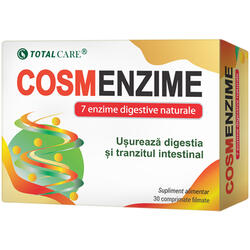 Total Care Cosm Enzime 30tb COSMOPHARM