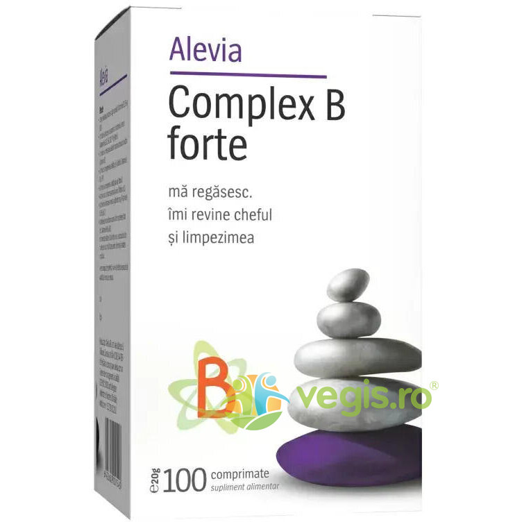 Complex B Forte 100cps