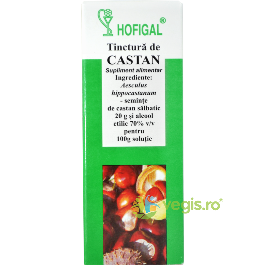 HOFIGAL Tinctura Castan 50ml