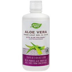 Aloe Vera Gel & Juice 1l NATURE'S  WAY