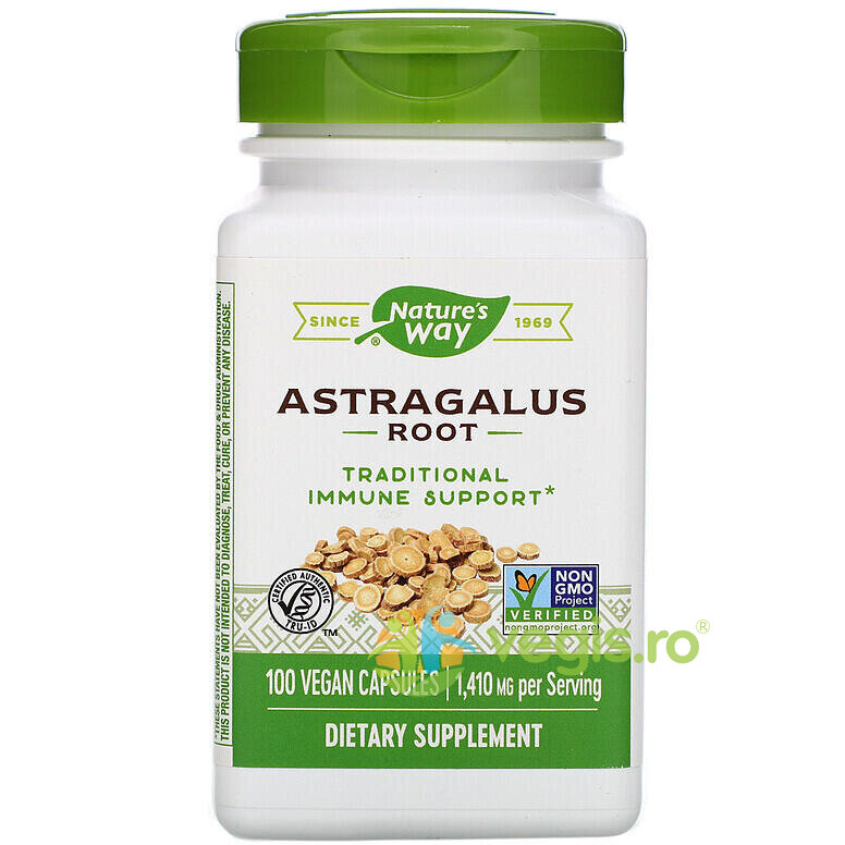 Astragalus Root 100cps