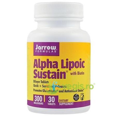 Alpha Lipoic Sustain 300mg 30cpr JARROW FORMULAS