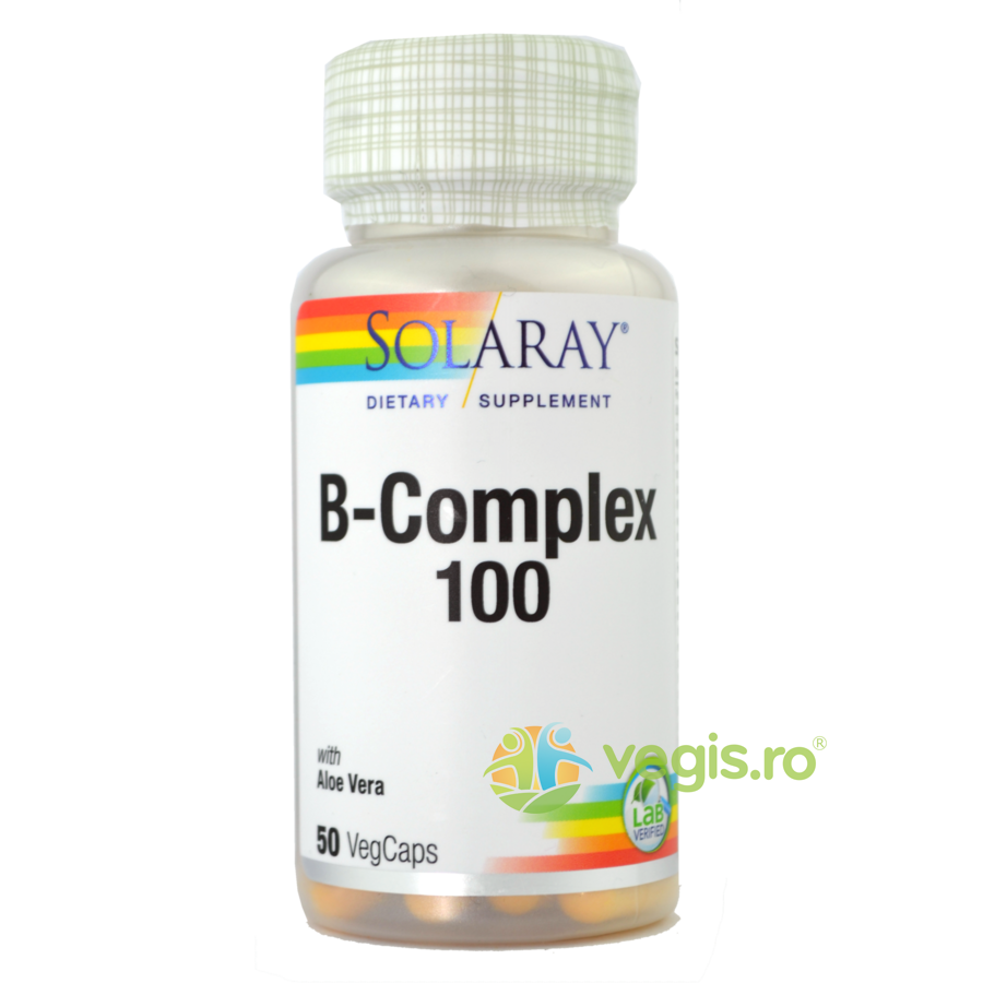 B-Complex 100mg 50cps