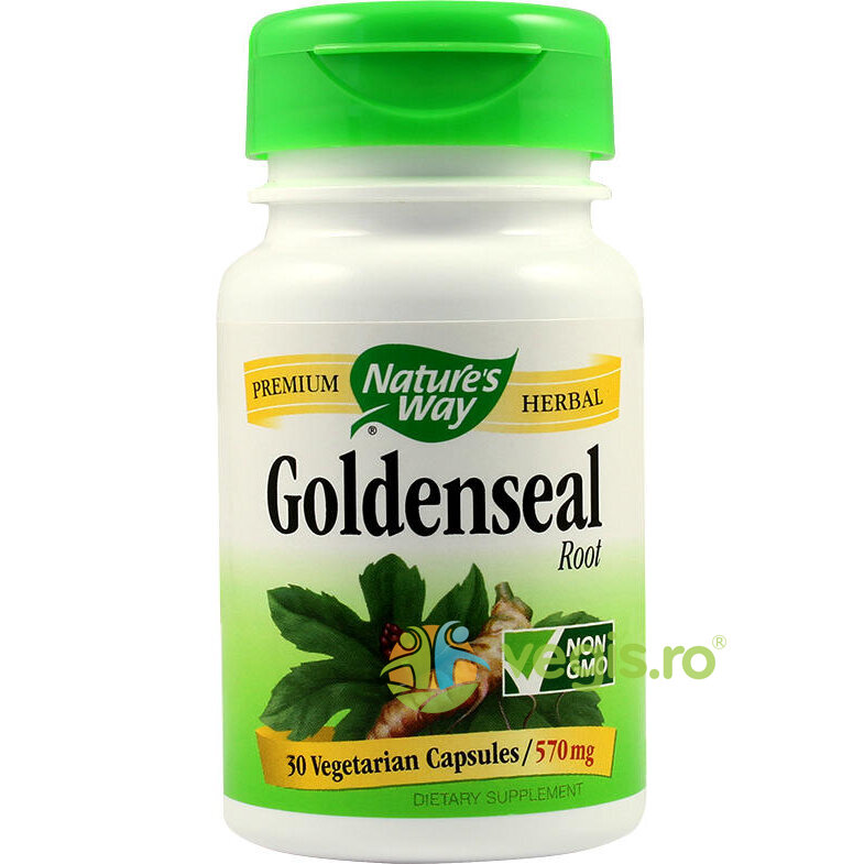 Goldenseal 570mg 30cps