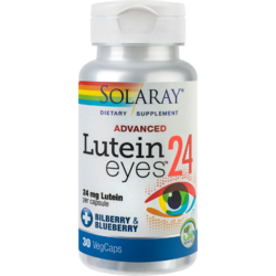 LUTEIN EYES ADVANCED 30CPS SOLARAY